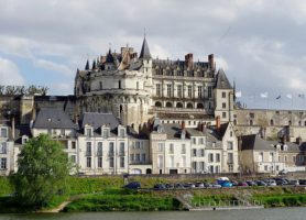 Château d'Amboise: le palais de la Renaissance