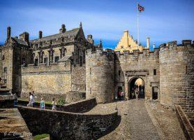 Château de Stirling: découvrez ce flamboyant palais