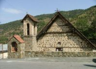 Églises de Troodos
