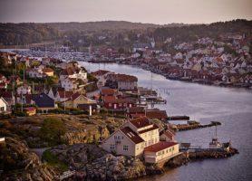 Fiskebäckskil: une surprenante localité suédoise