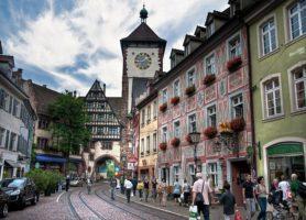 Fribourg-en-Brisgau: une cité de classe exceptionnelle