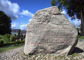 Jelling: une remarquable cité historique