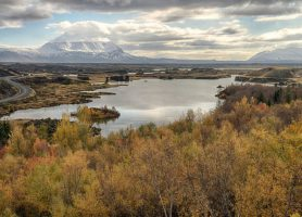 Lac Mývatn: découvrez ce majestueux étang