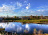 Lac Siljan