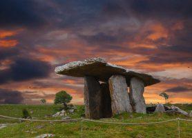 Burren: la belle région aux paysages extraordinaires