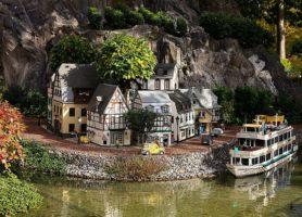 Legoland Billund: un espace de conte de fées