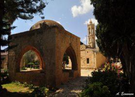 Monastère d'Ayia Napa: une découverte impressionnante