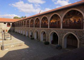 Monastère de Kykkos: découvrez ce prestigieux couvent