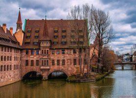 Nuremberg: offrez-vous cette importante ville de l'Allemagne