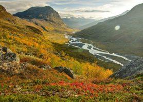 Parc national de Sarek: l'endroit le plus isolé en Europe
