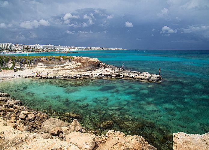 Carte Chypre Protaras.Protaras Chypre Une Formidable Plage Pour Se Relaxer