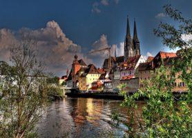 Ratisbonne: une cité de charme et d'histoire