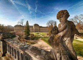 Résidence de Würzburg: exceptionnelle construction de style baroque