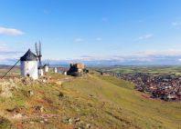 Route de Don Quichotte