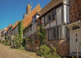 Rye: une charmante petite ville d'Angleterre