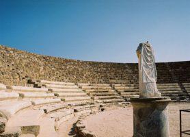 Salamine: découvrez les ruines de cette cité glorieuse