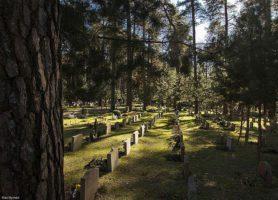 Skogskyrkogården: un cimetière attrayant