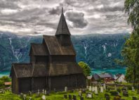Stavkirke d'Urnes