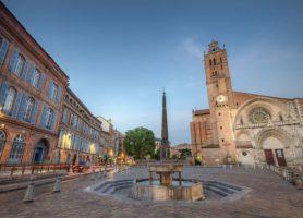 Toulouse: la magnifique ville rose pour un séjour de rêve