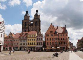Wittenberg: la sympathique ville de Luther