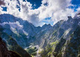 Zugspitze: la hauteur sous tous ses angles