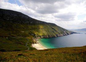 Île d'Achill: la plus grande île irlandaise!