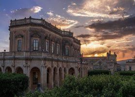 Noto: un terrain de jeu des architectes baroques