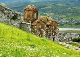 Berat : une vieille ville au charme surprenant