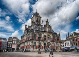 Delft: son titre de belle hollandaise n'est pas volé