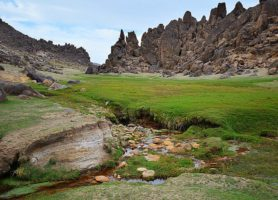 Djebel Sirwa: contemplez ici la nature à perte de vue