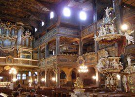 Église de la Paix de Jawor: le reflet de la beauté intérieure