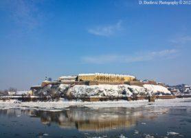 Forteresse de Petrovaradin: la ville de Pierre