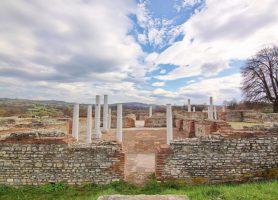 Gamzigrad: le magnifique palais de Galère