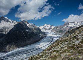 Glacier d'Aletsch: le plus vaste bijou naturel des Alpes
