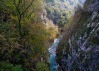 Gorges de Tolmin