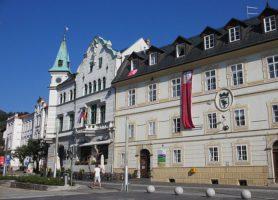 Idrija: la plus ancienne ville minière de Slovénie
