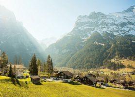 Jungfrau: la plus haute ligne de fer d'Europe