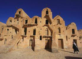 Ksar Ouled Soltane: une architecture hors du commun
