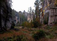 Rochers d'Adrspach et de Teplice