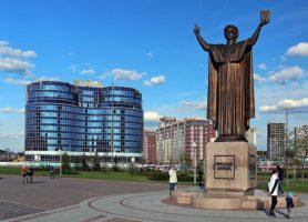 Minsk: la belle capitale de la Biélorussie