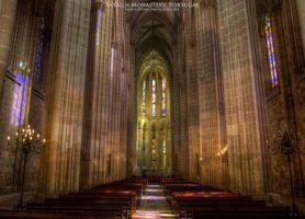 Monastère de Batalha: des vestiges impressionnants