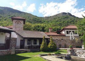 Monastère de Zrze: au cœur du célèbre monastère macédonien