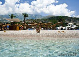 Plage de Dhermi: offrez-vous une détente sur cette plage paradisiaque