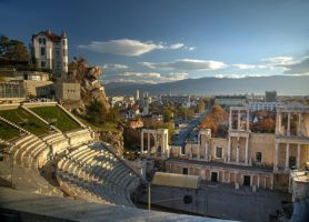 Plovdiv : l'exceptionnelle cité artistique de la Bulgarie
