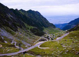 Route Transfăgărăşan: une des plus belles route du monde