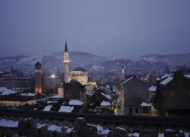 Sarajevo: la capitale de Bosnie-Herzégovine
