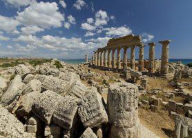 Sélinonte: une découverte archéologique remarquable
