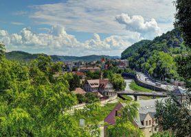 Sighișoara: découvrez cette ville aux architectures renversantes