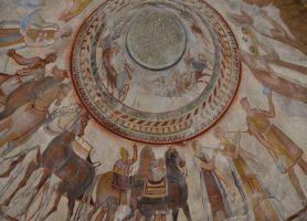 Tombe thrace de Kazanlak: la splendeur d'une dernière demeure