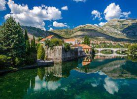Trebinje: une balade au cœur d'une impressionnante cité!